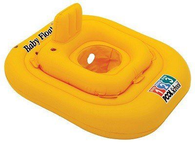 Baby zwemstoel