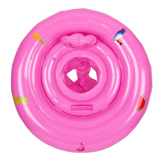 Roze babyfloat