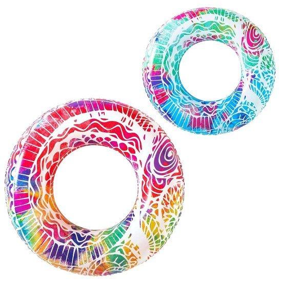 Kleurrijke zwemband