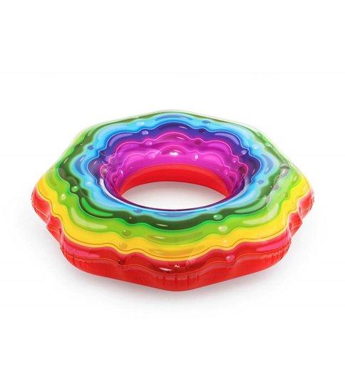 Rainbow zwemband