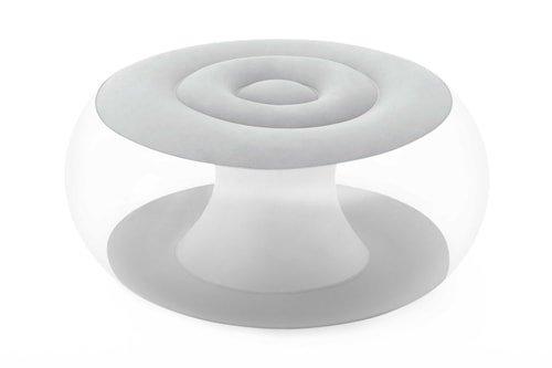 Opblaasbare stoel met licht