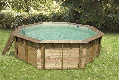 Océa houten zwembaden