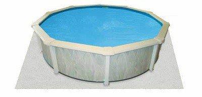 Ondertapijt voor zwembaden