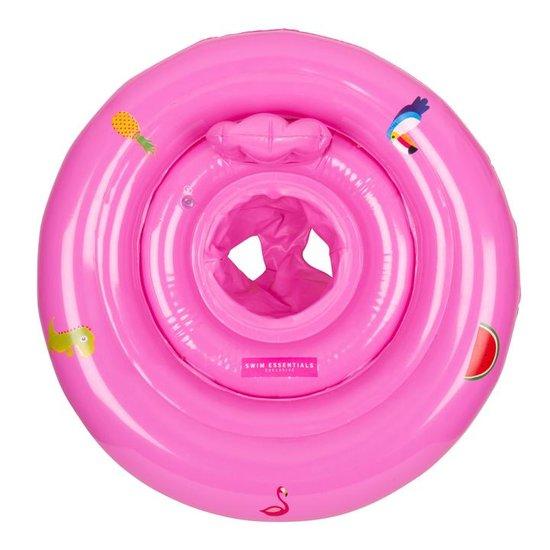 Roze babyfloat
