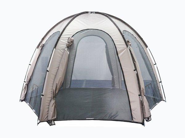 Tent voor spa en zwembad
