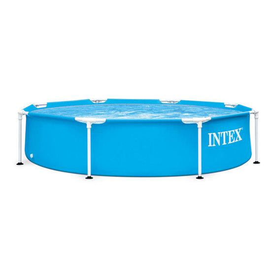 Klein Intex frame zwembad 244cm