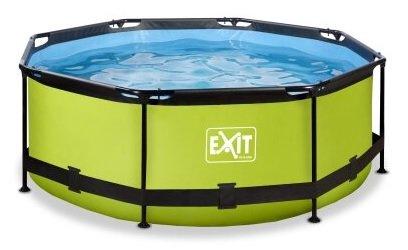 Klein Exit zwembadje Lime