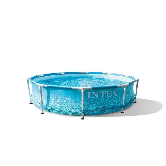 Beach frame zwembad