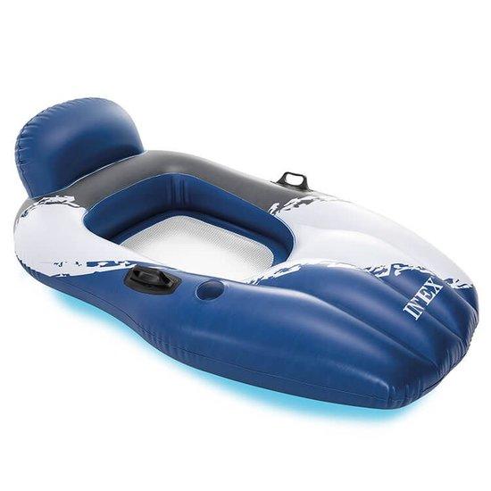 Floating Mesh lounge