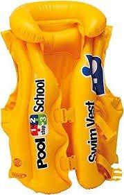 Zwemvest pool school