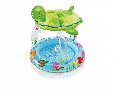Turtle Zwembad met dakje