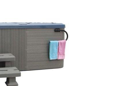 Handdoek houder TowelBar