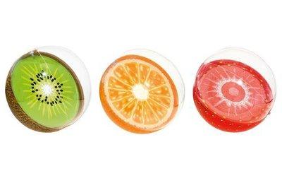 Opblaasbare strandbal fruit