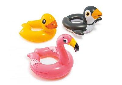 Intex zwemring dieren