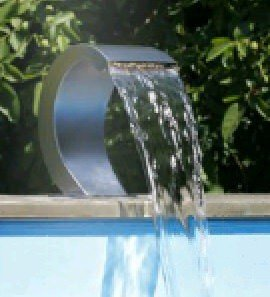 Grote waterval Mamba LED