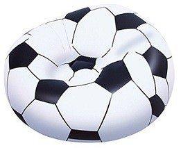 Opblaasbare voetbal stoel