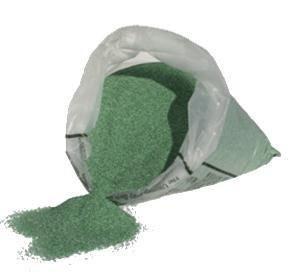 Filterglas voor zandfilters 25 kg
