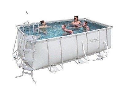 Rechthoekig zwembad Bestway rectangular
