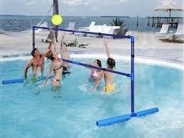 Water volleybal & waterpolo set