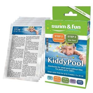 Kiddy pool waterhygiene
