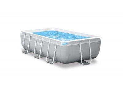 Rechthoekig Intex Ultra Prism frame zwembad