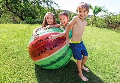 Grote strandbal watermeloen