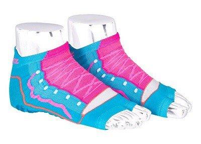 Sweakers zwembad sokken
