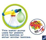 Waterballonnen met pompje