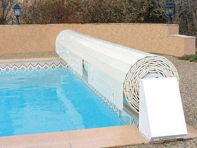 Zwembad lamellen