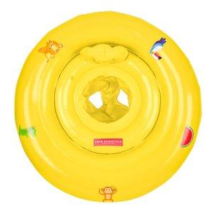 Gele babyfloat
