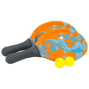 Water tennis set