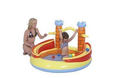 Kinderzwembad kasteel