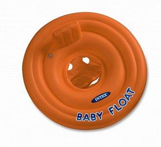 Baby Zwemring Oranje