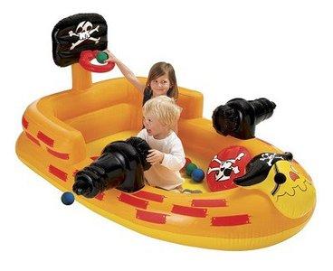 Piratenspeelgoedboot