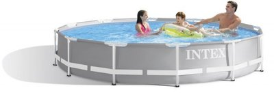 Intex Prism frame pool rond