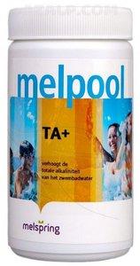 Alkaliniteit TA + van Melpool