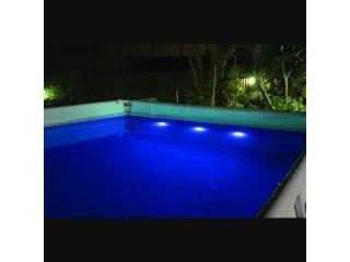 Led zwembad onderwaterlamp
