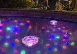 Onderwater Light Show