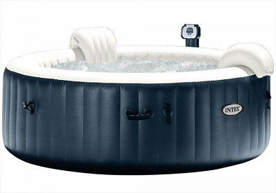 Opblaasbare spa PureSpa Bubble Plus Navy