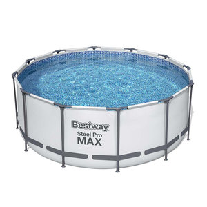 Hoog opzetzwembad