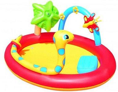Bestway opblaasbaar speelzwembad